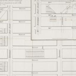 Map of 158 building lots at...