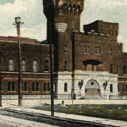 14th Regiment Armory, Brook...