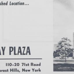 The     Barclay Plaza, 110-...