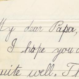 Autograph Letter, Signed, t...