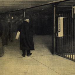 Hudson Tunnels. Mezzanine F...