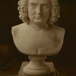 [Bust of Johann Sebastian B...