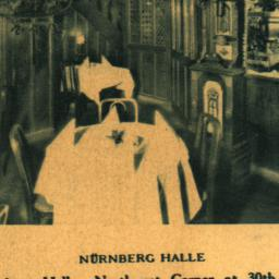 Nurnberg Halle from the Jan...