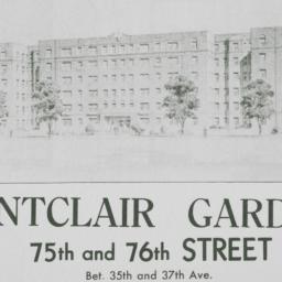 Montclair Gardens, 35-35 75...