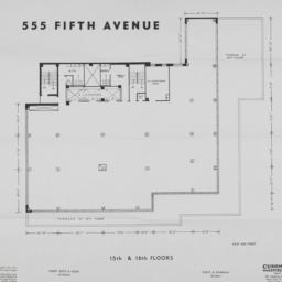 555 Fifth Avenue, 15th & 16...