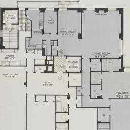 1009 Park Avenue, Plan Of D...