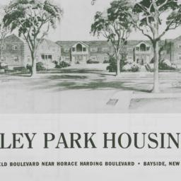 Alley Park Housing, Oakland...