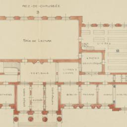 Ground Floor Plan for Belgr...