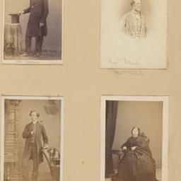 Four Images: Dr. Barnes, Fr...