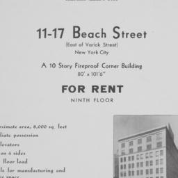 11-17 Beach Street