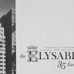 The     Elysabeth, 35 E. 38...