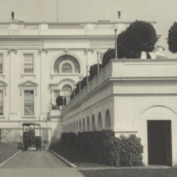 [White House, viewed from t...