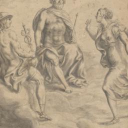 Venus and Mercury before Ju...