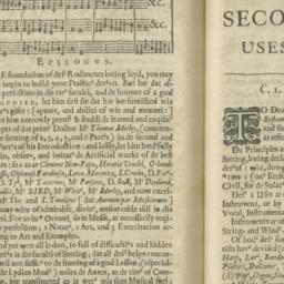 Principles of Musik, in Sin...
