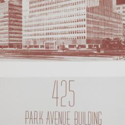 425 Park Avenue, 23rd To 30...