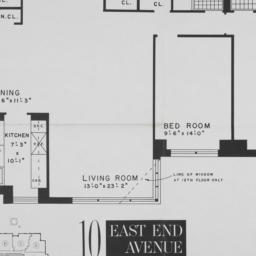 "10 East End Avenue, ""f"" 2nd..."