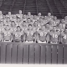 1961 Columbia Football Team...
