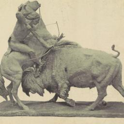 The     Indian Buffalo Hunt...