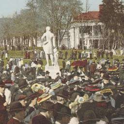 9193. Inauguration Day U of V