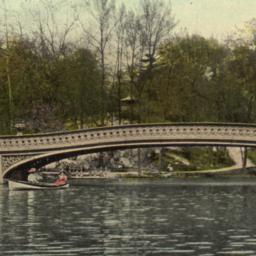 Bridge Over East Lake, Cent...