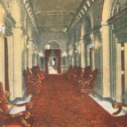 Main Hall, 27th Street Entr...