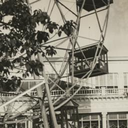Steeplechase Park: Ferris w...