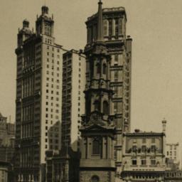 Saint Paul's Church, New York.