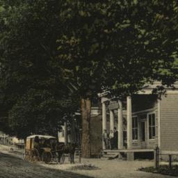 Beech Street, Bedford, N. Y.
