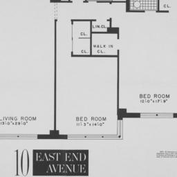 """10 East End Avenue, """"e"""" 2nd..."""