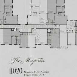The     Majestic, 110-20 71...