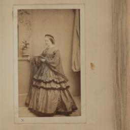 Unidentified Woman, Standin...