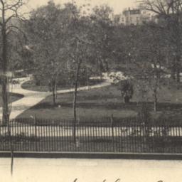Gramercy Park, N.Y., City.