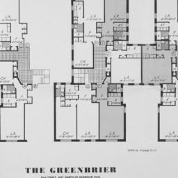 The     Greenbrier, 83 Stre...