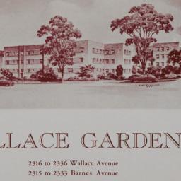 Wallace Gardens, 2316-2336 ...
