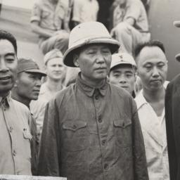 Mao And US Ambassadors