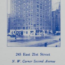245 E. 21 Street