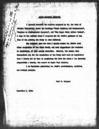 Agreement between Paul H. Norgren and Ira De A. Reid, September 5, 1940