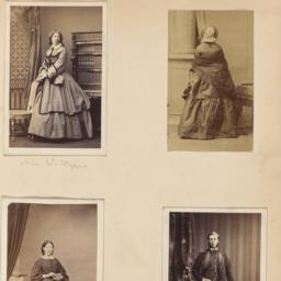 Four Images: Miss W. Wynn, ...