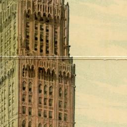 Woolworth Building. New York.