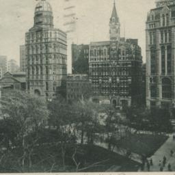 City Hall & Printing-House ...