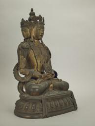 Vairocana Adibuddha, Right 3/4