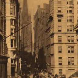 Wall St. N.Y. City