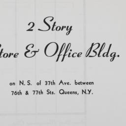 37 Avenue And 76 Street, 2 ...