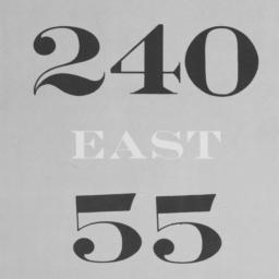 240 East 55 Street