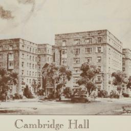 Cambridge Hall, 90 Road And...