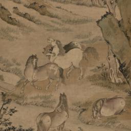 Eight Stallions