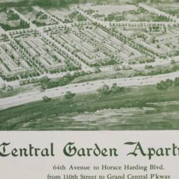 Central Garden Apartments, ...