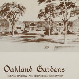Alley Park Housing, Oakland...