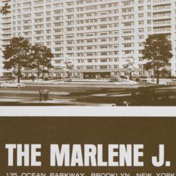 The     Marlene J., 135 Oce...