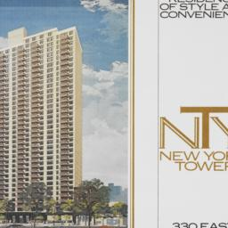 New York Tower, 330 E. 39 S...